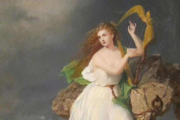 Thomas Buchanan Read (1822–1872)Painted: 1867Location: Cincinnati Art Museum, USAOriginal Size: 870mm x 1070mmReproduction Size: 870mm x 1070mm