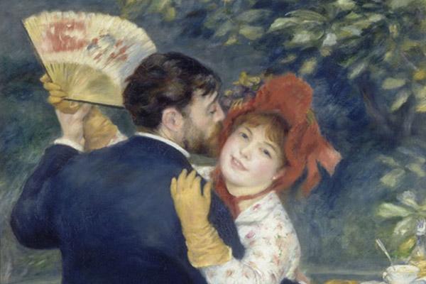 Pierre Auguste Renoir (1841 - 1919)Painted: 1883Location: Musée d'Orsay, ParisOriginal Size: 900mm x 1800mmReproduction Size: 680mm x 1350mm