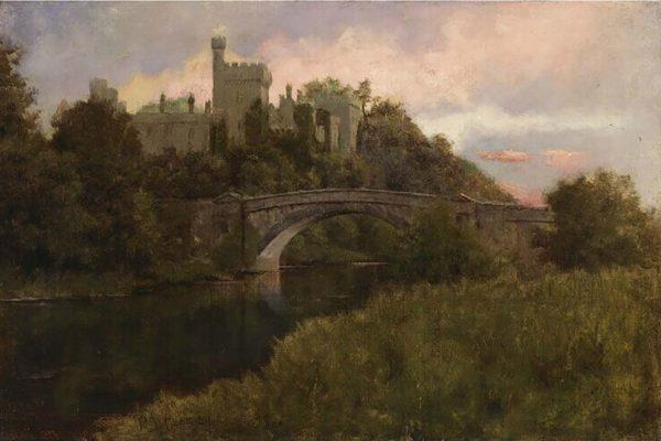 Richard Thomas Moynan (1856 – 1906)Painted: 1890Location: National Gallery of Ireland, DublinOriginal Size: 530mm x 360mmReproduction Size: 530mm x 360mm
