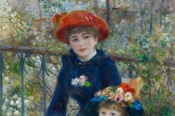 Pierre-Auguste Renoir (1841–1919)Painted: 1881Location: The Art Institute of ChicagoOriginal Size: 810mm  x 1000mmReproduction Size: 810mm  x 1000mm