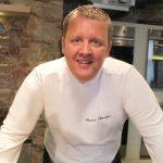 Carrington Inn - Wintergarden Executive Chef Andrew Stansbie