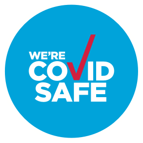 covid safe tick